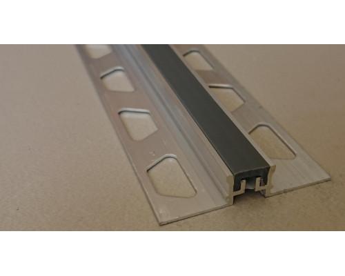 Профиль алюминиевый компенсационный КП-12 (Сырой, без покрытия)