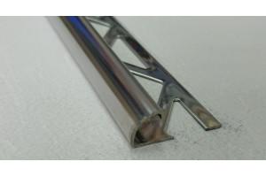 Раскладка для плитки наружная нержавеющая сталь STR-12