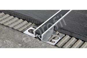 Профиль алюминиевый компенсационный Progress Profiles PFXAL 125 (Сырой, без покрытия)