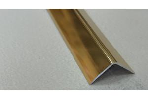 Угол алюминиевый ПА-25*25