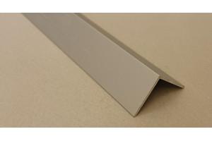 Угол алюминиевый ПА-50*50 3м (Серебро матовое)