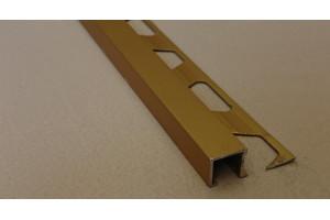 Профиль алюминиевый П-образный AП-10*10