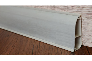 Плинтус алюминиевый AS54