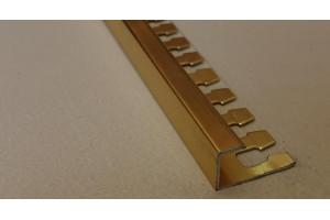 Профиль алюминиевый П-образный AZП-10