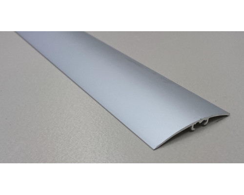 Порог алюминиевый универсальный ПА-37 (Серебро матовое)