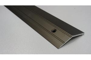 Порог алюминиевый с перепадом ПА-20