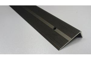 Порог алюминиевый угловой ПА-9