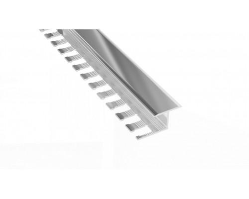Профиль Z-образный алюминиевый AZT-10
