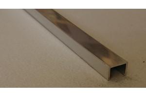Профиль алюминиевый П-образный П-10*10*10