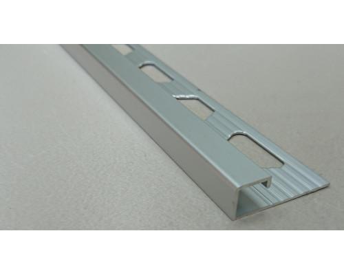 Профиль алюминиевый П-образный закладной Progress Profiles PJQAA
