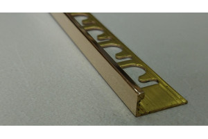 Профиль латунный Г-образный Progress Profiles PTOL 06