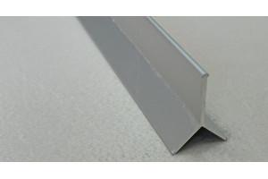 Профиль алюминиевый Y-образный закладной Progress Profiles PKLLAA