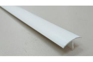 Профиль Т-образный ПВХ Т-26 (Белый)