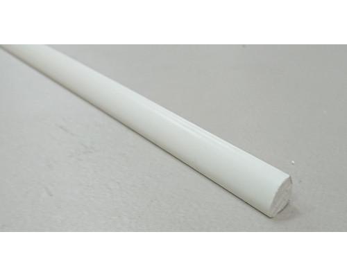 Галтель ПВХ 10*10 (Белый)