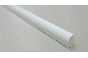 Штапик ПВХ 13*8 (Белый)