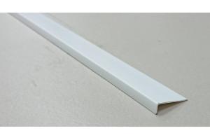 Угол арочный ПВХ 5*17 (Белый)